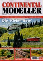 Continental Modeller Magazine Issue MAR 20