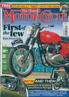 Classic Motorcycle Monthly Magazine Issue MAR 20