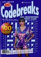 Just Codebreaks Magazine Issue NO 178