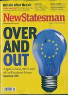 New Statesman Magazine Issue 31/01/2020