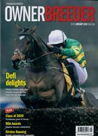 Thoroughbred Owner Breed Magazine Issue JAN 20