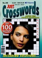 Just Crosswords Magazine Issue NO 298