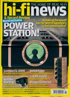 Hi-Fi News Magazine Issue MAR 20
