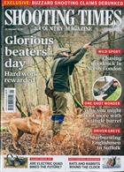 Shooting Times & Country Magazine Issue 29/01/2020