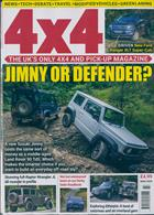 4 X 4 Magazine Issue MAR 20