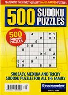500 Sudoku Puzzles Magazine Issue NO 62