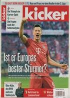 Kicker Montag Magazine Issue NO 51