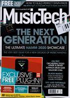 Musictech Magazine Issue MAR 20