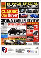 Classic Car Buyer Magazine Issue WIN SPL 19