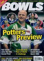 Bowls International Magazine Issue JAN 20