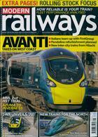 Modern Railways Magazine Issue JAN 20