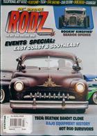Ol Skool Rodz Magazine Issue MAR 20