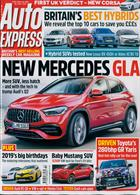 Auto Express Magazine Issue 24/12/2019