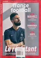France Football Magazine Issue 34