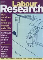 Labour Research Magazine Issue 11