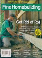 Fine Homebuilding Magazine Issue JAN 20