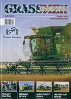 Grassmen Magazine Issue ANN 20