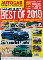 Autocar Magazine Issue 25/12/2019