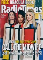 Radio Times London Edition Magazine Issue 04/01/2020