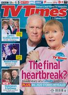 Tv Times England Magazine Issue 01/02/2020