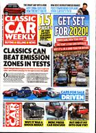 Classic Car Weekly Magazine Issue 25/12/2019
