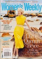 Australian Womens Weekly Magazine Issue SEP 19