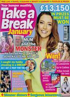 Take A Break Monthly Magazine Issue JAN 20