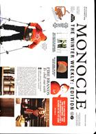 Monocle Winter Weekly Magazine Issue NO 2