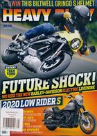 Heavy Duty Magazine Issue NO 166