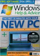 Windows 7 Help Advice Magazine Issue XMAS 19
