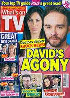 Whats On Tv England Magazine Issue 08/02/2020