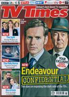 Tv Times England Magazine Issue 08/02/2020