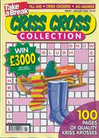 Take A Break Crisscross Collection Magazine Issue NO 1