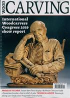Woodcarving Magazine Issue NO 172