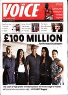 Voice Magazine Issue JAN 20