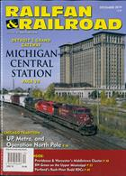 Railfan & Railroad Magazine Issue DEC 19