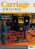 Carriage Driving Magazine Issue JAN 20