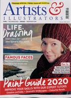 Artists & Illustrators Magazine Issue FEB 20
