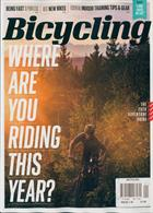Bicycling Magazine Issue NO 1 20