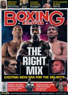 Boxing Monthly Magazine Issue JAN 20