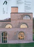 Architecture Today Magazine Issue 11