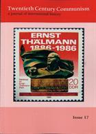 Twentieth Century Communism Magazine Issue 17