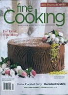 Fine Cooking Magazine Issue DEC/JAN19