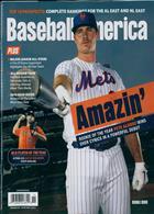 Baseball America Magazine Issue NOV 19
