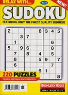 Relax With Sudoku Magazine Issue NO 6