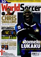 World Soccer Magazine Issue MAR 20