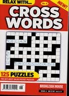 Relax With Crosswords Magazine Issue NO 6