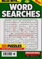 Relax With Wordsearches Magazine Issue NO 6
