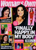 Womans Own Magazine Issue 24/02/2020