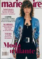 Marie Claire Italy Magazine Issue NO 12